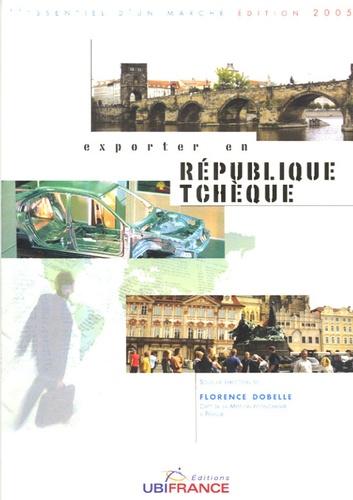Florence Dobelle - Exporter en République tchèque.