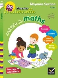 Florence Doutremépuich et Françoise Perraud - Activités de maths Moyenne Section.