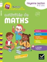 Florence Doutremépuich et Françoise Perraud - Chouette maternelle Activités de maths Moyenne Section.