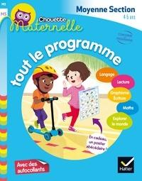 Florence Doutremépuich et Françoise Perraud - Chouette maternelle Tout le programme MS.