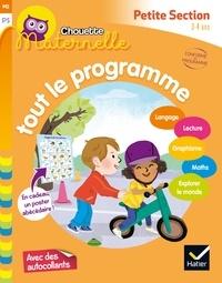 Florence Doutremépuich et Françoise Perraud - Chouette maternelle Tout le programme PS.