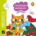 Florence Doutremépuich et Françoise Perraud - Coloriages magiques - Les animaux MS.