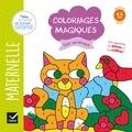 Florence Doutremépuich et Françoise Perraud - Coloriages magiques Les animaux - Maternelle Moyen section 4-5 ans.