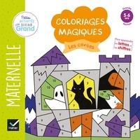 Florence Doutremépuich et Françoise Perraud - Coloriages magiques -  Les contes GS.