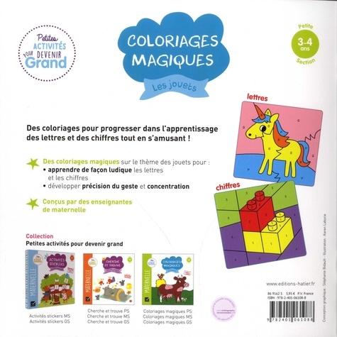 ATATMOUNT com/édie Livre de coloriage Magique Tours de Magie Illusion Jouets pour Enfants Cadeau Jouets pour b/éb/és dr/ôles