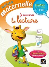 Florence Doutremépuich et Françoise Perraud - Je commence la lecture Grande Section.