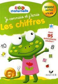 Deedr.fr Je connais et j'écris les chiffres GS 5/6 ans Image