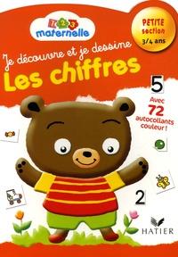 Deedr.fr Je découvre et je dessine les chiffres Petite Section 3/4 ans Image