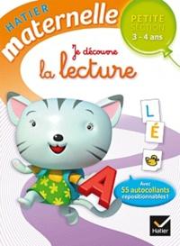 Florence Doutremépuich et Françoise Perraud - Je découvre la lecture Petite Section.