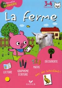 Florence Doutremépuich - La ferme avec Léon le cochon 3-4 ans Petite Section.