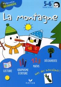 Florence Doutremépuich - La montagne avec Martin le pingouin 5-6 ans Grande Section.