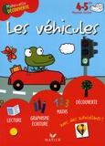 Florence Doutremépuich et Françoise Perraud - Les véhicules avec Achille le crocodile 4-5 ans Moyenne Section.