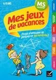 Florence Doutremépuich et Françoise Perraud - Mes jeux de vacances MS vers la GS.