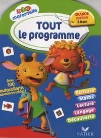 Deedr.fr Tout le programme Grande section - 5/6 ans Image