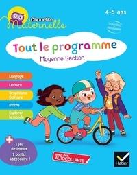 Florence Doutremépuich et Françoise Perraud - Tout le programme Maternelle Moyenne Section.