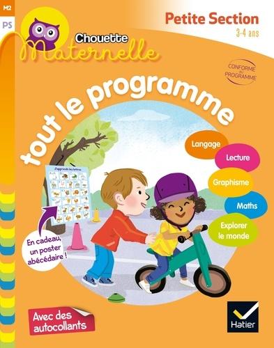 Florence Doutremépuich et Françoise Perraud - Tout le programme Maternelle Petite Section.