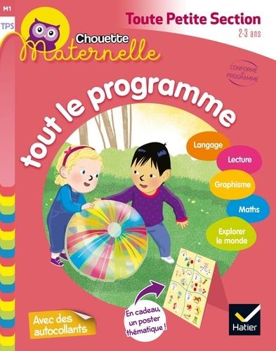 Tout Le Programme Maternelle Toute Petite Section 2 3 Ans Grand Format
