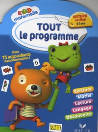 Galabria.be Tout le programme Moyenne section - 4/5 ans Image