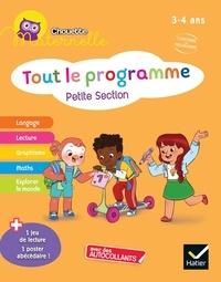 Florence Doutremépuich et Françoise Perraud - Tout le programme petite section Chouette maternelle.