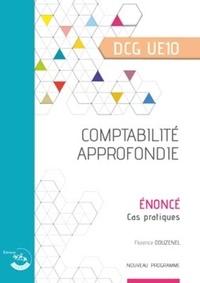 Florence Douzenel - Comptabilité approfondie DC UE 10 - Enoncé.