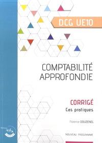Florence Douzenel - Comptabilité approfondie DCG 10 - Corrigé, cas pratiques.