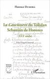 Florence Dumora - Le Cancionero du Tolédan - Sébastian de Horozco (XVIe siècle).
