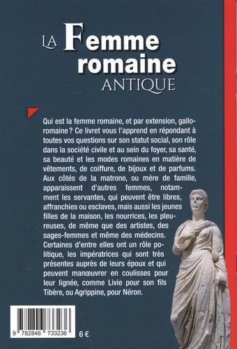 La femme romaine antique