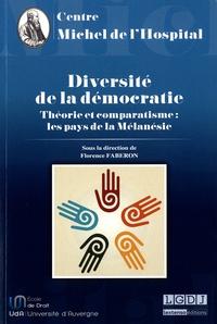 Florence Faberon - Diversité de la démocratie - Théorie et comparatisme : les pays de la Mélanésie.
