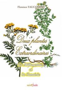 Florence Faucompré - Deux plantes extraordinaires - Le Millepertuis et la Tanaisie.