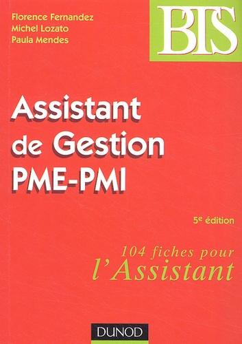 Florence Fernandez et Michel Lozato - Assistant de gestion PME/PMI.