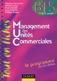 Florence Fernandez et Michel Lozato - Management des unités commerciales BTS.