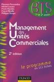 Florence Fernandez et Paula Mendes - Management des unités commerciales BTS.
