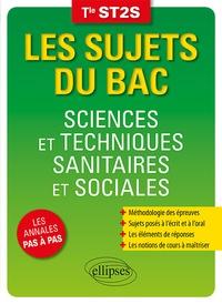 Florence Fontaine Journée - Sciences et techniques sanitaires et sociales Tle ST2S.