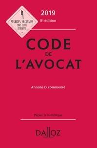 Audio du livre de téléchargement Ipod Code de l'avocat  - Annoté & commenté  9782247177547