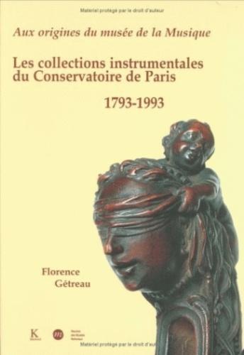 Florence Gétreau - Aux origines du musée de la musique.