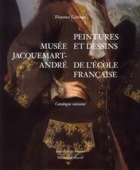 Florence Gétreau - Musée Jacquemart-André - Peintures et dessins de l'école française.