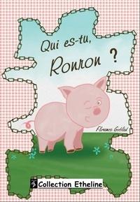 Florence Gobled - Qui es-tu, Ronron ?.