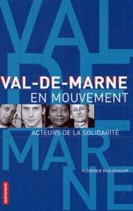 Florence Haguenauer et Wilfrid Rouff - Val de Marne en mouvement.