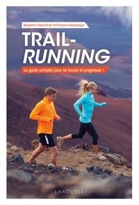 Florence Heimburger et Benjamin Ratsimihah - Trail-running.