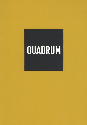 Florence Hespel - Quadrum - Revue internationale d'art moderne (1956-1966).