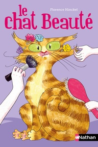Florence Hinckel - Le chat Beauté.