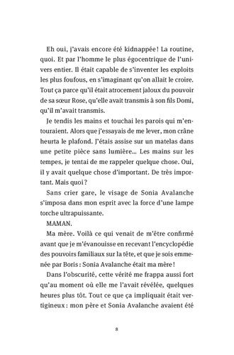 Les faits & gestes de la famille Papillon Tome 3 Les succès de Domi