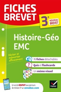 Histoire-Géographie EMC 3e - Florence Holstein |