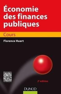 Florence Huart - Economie des finances publiques - Cours.