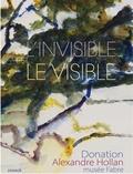 Florence Hudowicz et Michel Hilaire - L'invisible est le visible - Donation Alexandre Hollan musée Fabre.