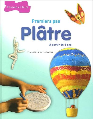 Florence Huyar-Letourneur - Plâtre - A partir de 5 ans.