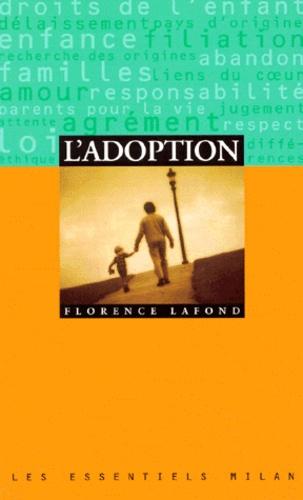 Florence Lafond - L'adoption.