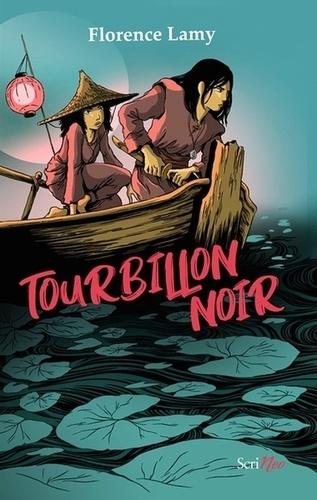 Florence Lamy - Tourbillon noir.