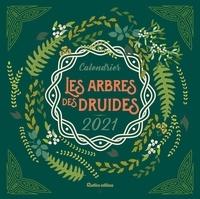 Florence Laporte - Calendrier Les arbres des druides.