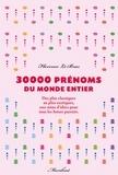 Florence Le Bras - 30 000 prénoms du monde entier.